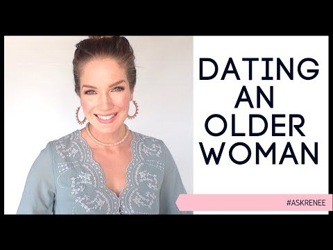 What to expect when dating an older woman   Should you date an older woman #askRenee