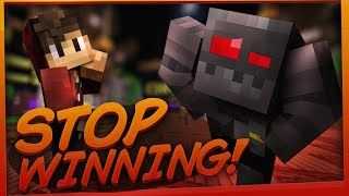 Minecraft Party Games: Stop Winning! (Funny Moments)