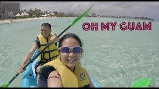 Travel Vlog (01) - Guam Escapade 2016