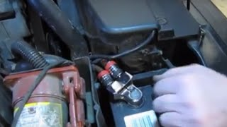 Positive Battery Cable Kit And Repair On Discovery Series II