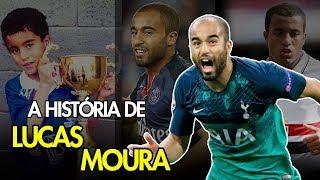 CONHEÇA A HISTÓRIA DE LUCAS MOURA, HERÓI DO TOTTENHAM NA LIGA DOS CAMPEÕES! - SABIA NÃO #19