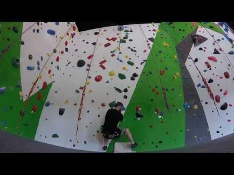 Approach Climbing Gym Omaha 7/28/16