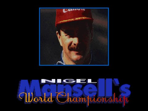 Nigel Mansell's World Championship Racing (SNES) - Longplay