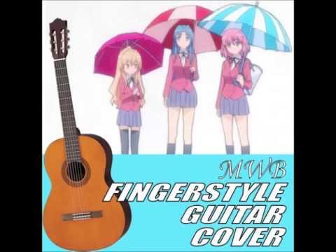 Toradora! Ed1 - Vanilla Salt (Fingerstyle Guitar Cover)