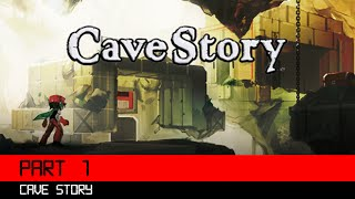 Cave Story Part 1 3DS HD Gameplay Walkthrough