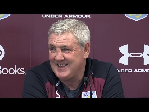 Steve Bruce Full Pre-Match Press Conference - Aston Villa v Sheffield Wednesday