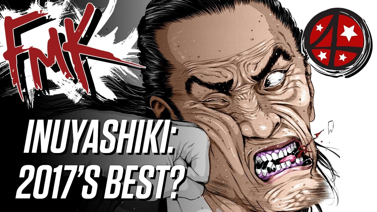 Inuyashiki: Best Show No One's Talking About! | Anime FMK | 11/8/2017 | Fall 2017 Week 2