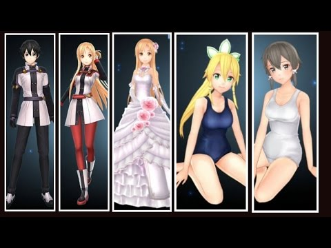 sword-art-online:-hollow-realization---how-to-get-the-ordinal-scale-wedding-dress-swimsuits-dlc