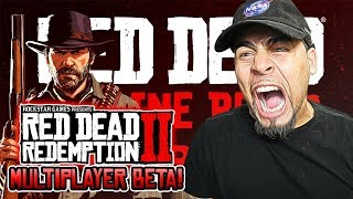 Baixar Red Dead Redemption 2 | Multiplayer Beta Live Stream | Create Character & New Game Modes!