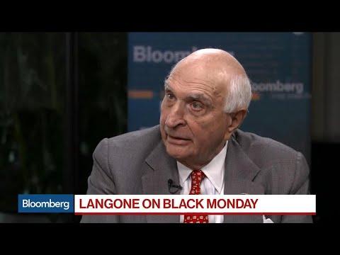 Ken Langone Recalls the Black Monday Market Crash