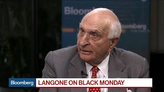 Ken Langone Recalls the Black Monday Market Crash