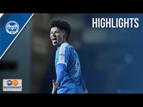 HIGHLIGHTS | Peterborough United vs Gillingham