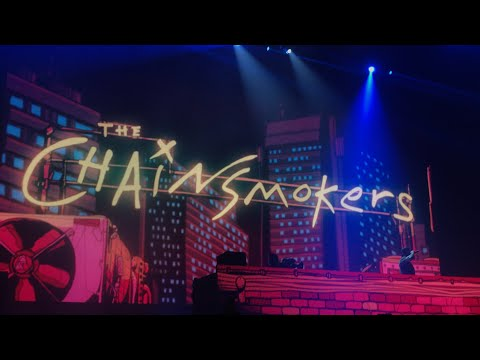 The Chainsmokers Live in Hong Kong 2018