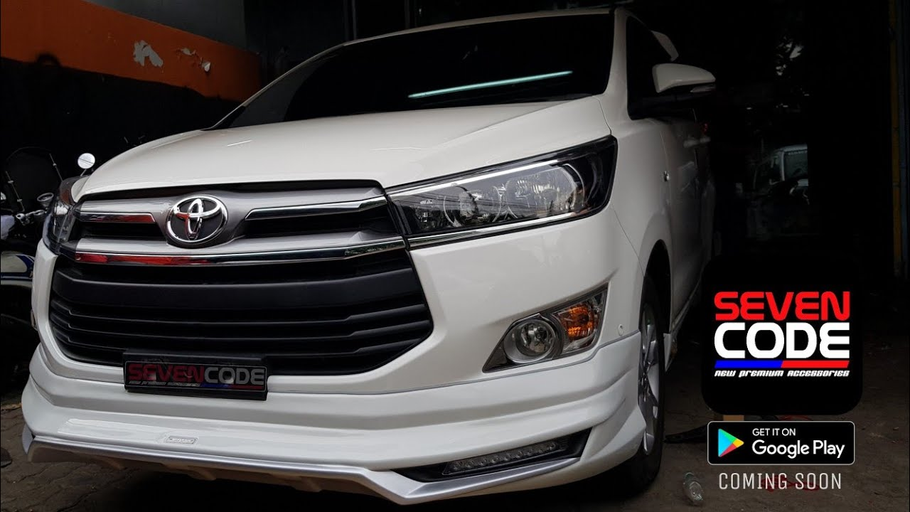 bodykit all new kijang innova harga grand avanza g 2015 ativus something youtube