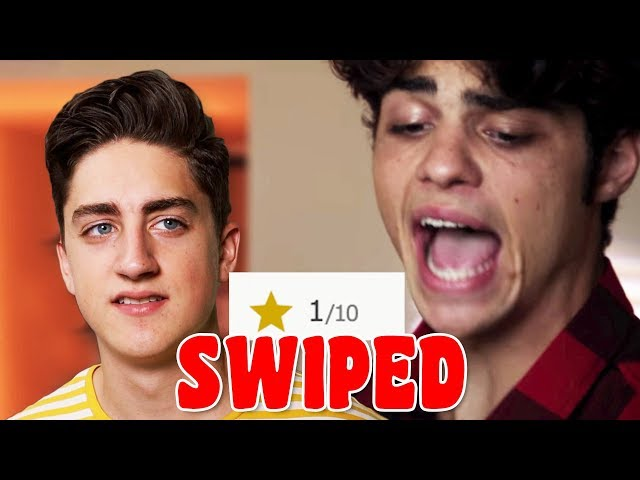 I'm Very Worried About This Movie (Swiped w/ Noah Centineo)