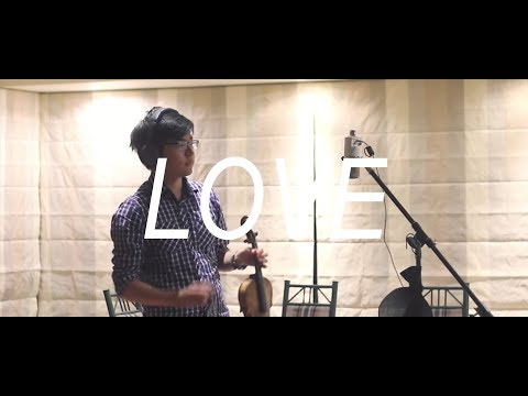 L.O.V.E - Nat King Cole (A Violin Cover)
