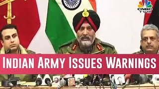 Anyone Who Picks Up Gun Will Be Killed And Eliminated: Indian Army  | #PulwamaTerrorAttack