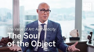 the value of art episode 1 authenticity