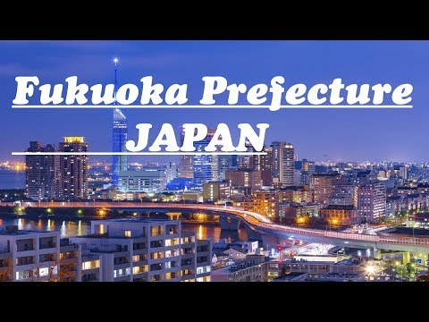 FUKUOKA PREFECTURE JAPAN 4K