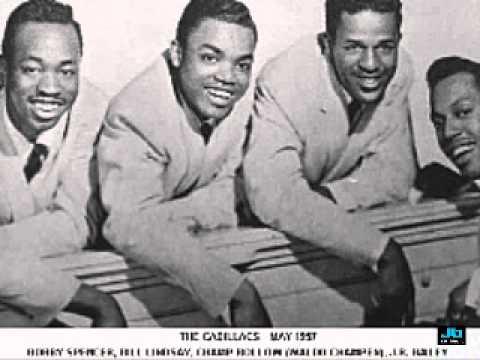 The Cadillacs - Speedo (Josie Records 45 785 - 1955) - YouTube