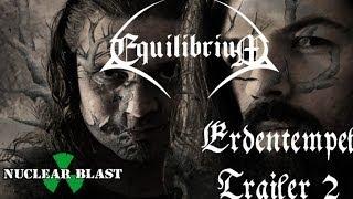 EQUILIBRIUM - Erdentempel Part 2 (OFFICIAL ALBUM TRAILER)