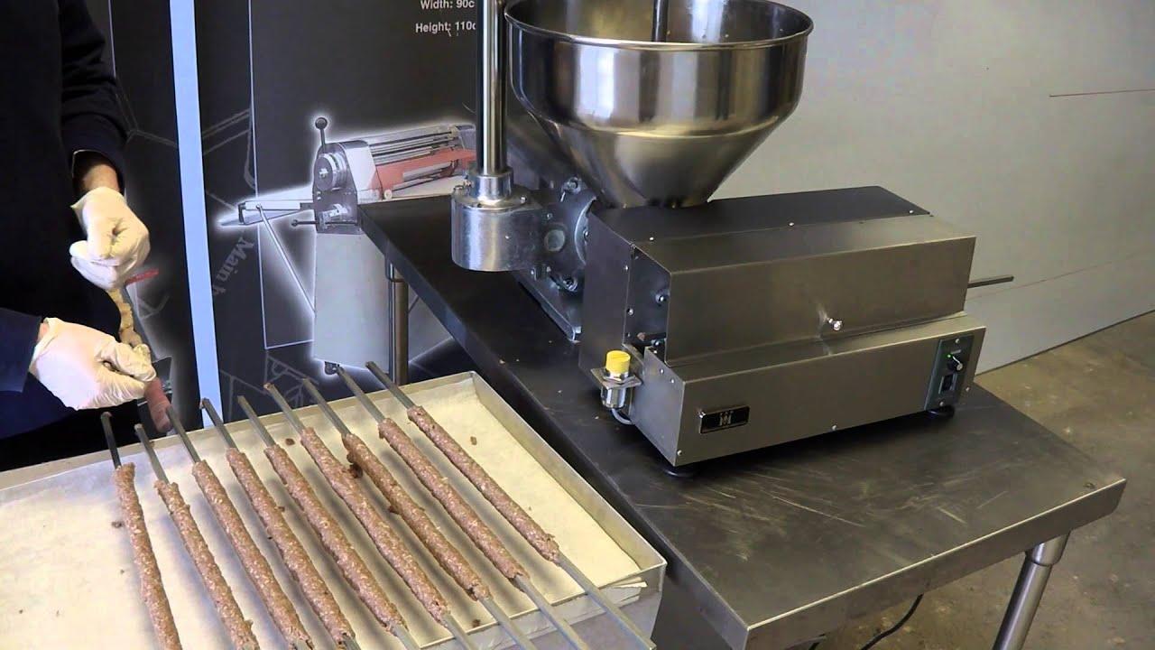 kabab koobideh machine