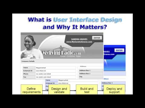 What is User Interface Design and Why It Matters? (Introduction UI Design)