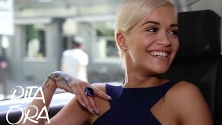 RITA ORA | Honorary Ambassador of the Republic of Kosovo [Video Diaries 013]