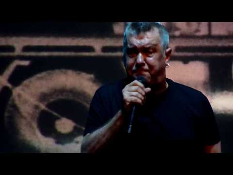 Flame Trees - Jimmy Barnes - Working Class Boy Show - SOH - 10-12-2016