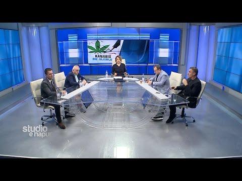 """""""Kanabis dhe zgjedhje"""", """"Studio e Hapur"""" e  Eni Vasilit ne News24,  28 shkurt, 2017 (e plote)"""