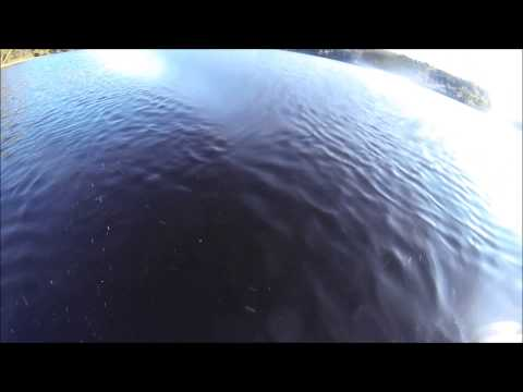 Bass Fishing In Brownwood, TX August 2013