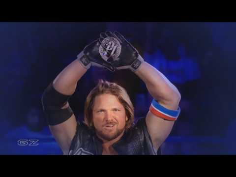 2017: Aj Styles - Theme Song ''Phenomenal'' + Titantron HD (Download link)