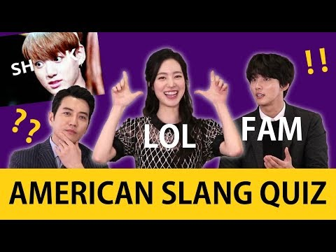 Grand prince Interview | American Slang Quiz streaming vf