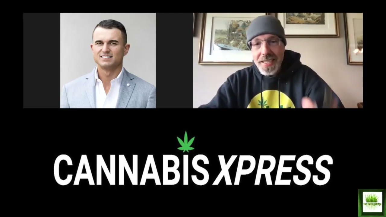 CANNABIS XPRESS   Canadian Cannabis Retail Interview