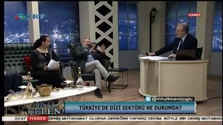 Hulki Cevizoğlu-Akıl Çelen-Türkiye'de Dizi Sektörü