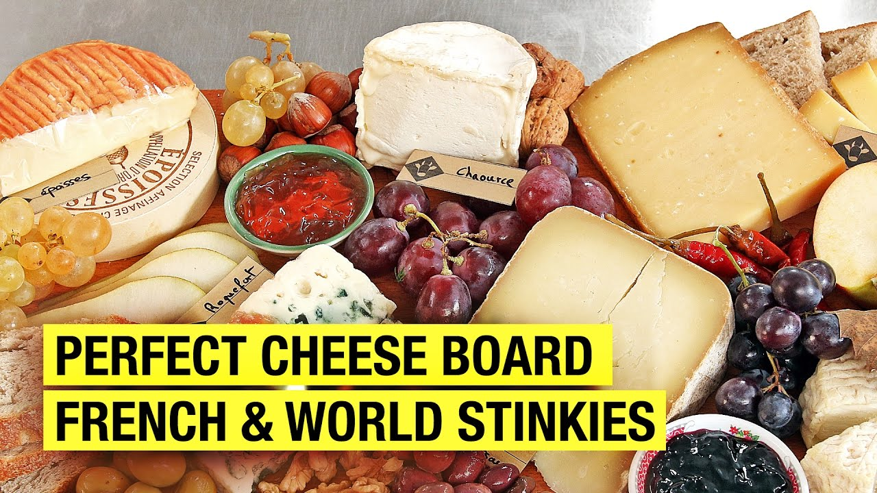 A Frenchmanu0027s Guide to The Perfect Cheese Board ! Stinky Tasting included.  sc 1 st  YouTube & A Frenchmanu0027s Guide to The Perfect Cheese Board ! Stinky Tasting ...
