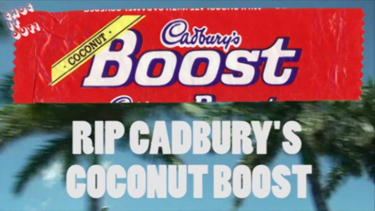 Cadburys Coconut Boost Todays Classic Bar