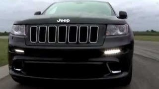 WK1 JEEP SRT8 vs. WK2 2012 JEEP SRT8 vs. 2014 JEEP SRT