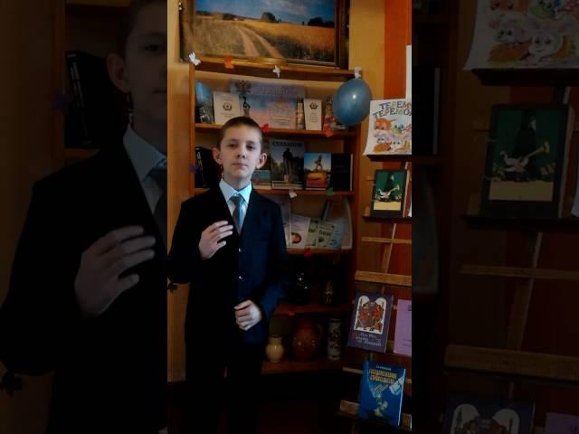 Изображение предпросмотра прочтения – ПрохорМещеряков читает произведение «Юному поэту (Юноша бледный со взором горящим…)» В.Я.Брюсова