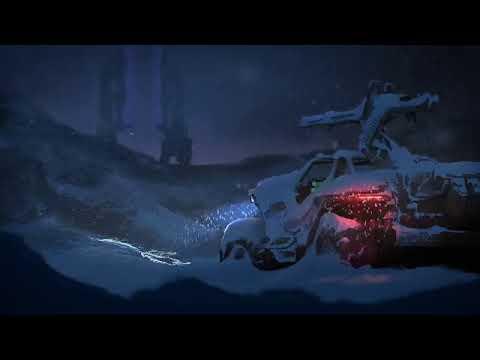 Halo Winter Warthog Live Wallpaper