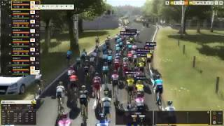 Pro Cycling Manager 2018 | Tour de France | Stage 1