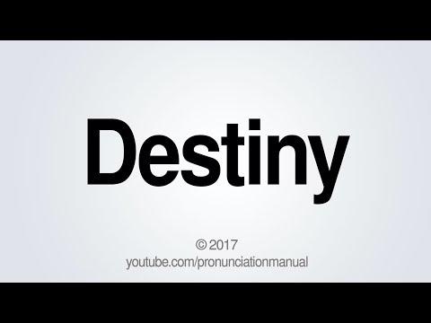 How To Ounce Destiny