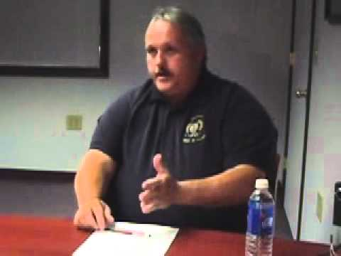 Jessamine County jailer-candidate session, part one