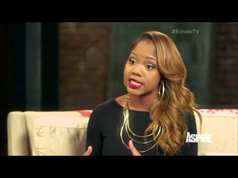 Exhale Moment: Sarah Jakes on Going Public with Personal Struggles