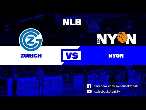 NLB - Day 9: Zürich vs. Nyon