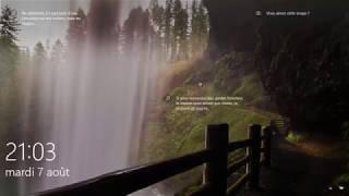 [TUTO INFO] Récupérer images écran de verrouillage WINDOWS 10 screenshot 4