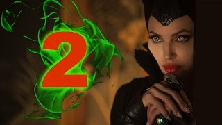 Repeat youtube video Maleficent 2 with Angelina Jolie?! - Beyond The Trailer DISNEY