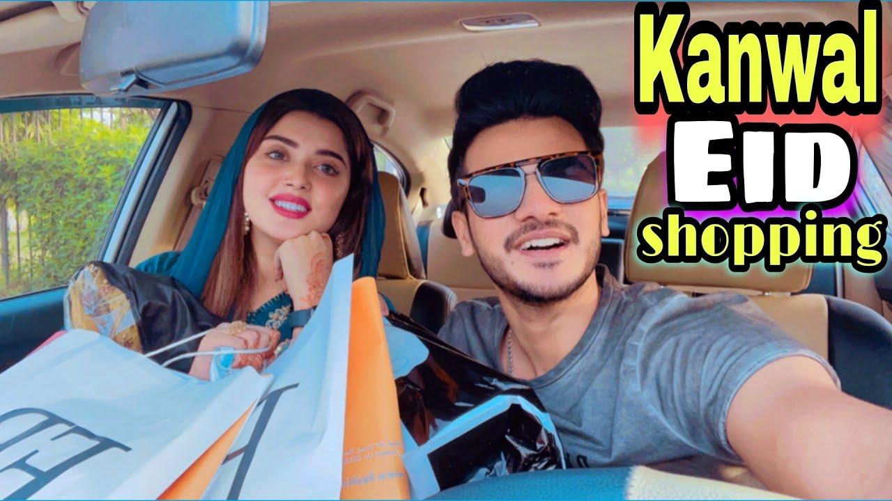 Download Kanwal First Eid Shopping | Zulqarnain Sikandar | vlog