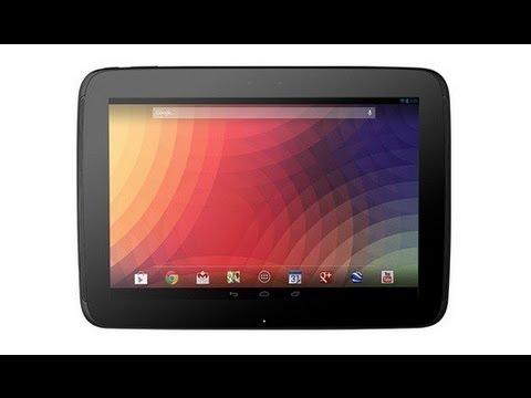 Nexus 10 OFFICIALLY ANNOUNCED - SPECS (HD)