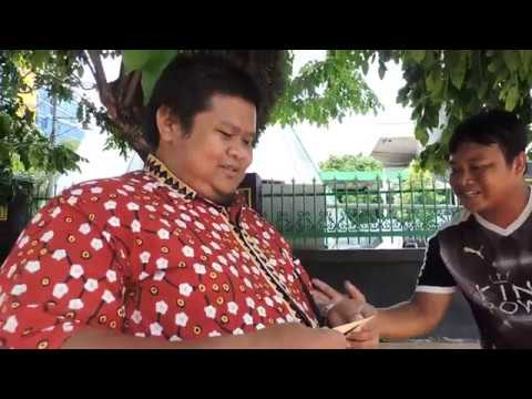 Indonesia Semarang Street Food : Mau Kulineran Di Simpang Lima,Masih Tutup//222//Seri I